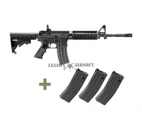Pack M4A1 MWS + 3...