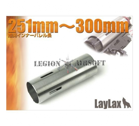 Laylax Stainless Hard Cylinder TYPE D